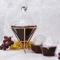 Set da vino diamante
