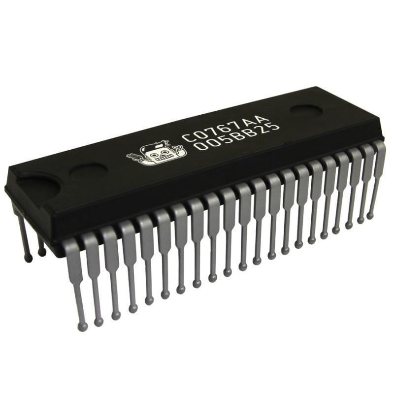 Spazzola circuito integrato