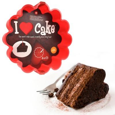 """Stampo """"I Love Cake"""""""