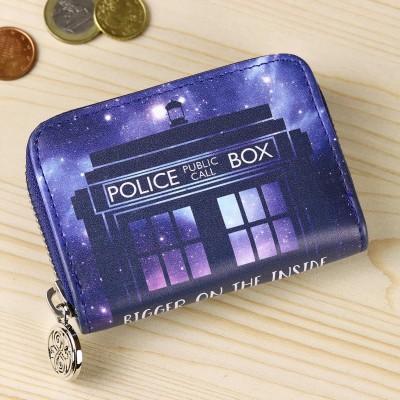 Portamonete TARDIS