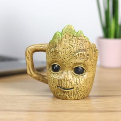 Tazza 3D di Groot