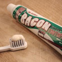 Dentifricio gusto Bacon