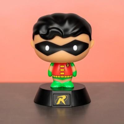 Mini Robin luminoso