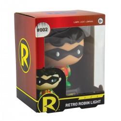 Mini Robin luminoso (confezione)