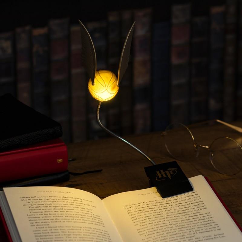 Lampada da lettura Boccino d'Oro