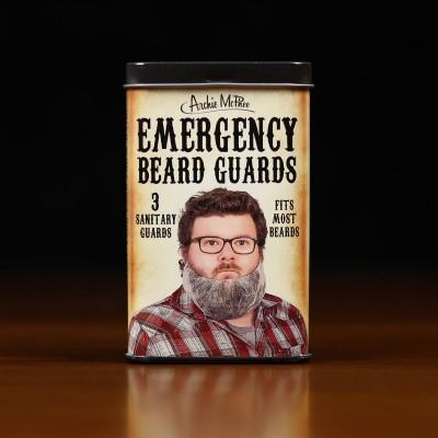 Copri barba di emergenza