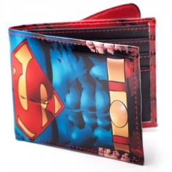 Portafoglio con mantello Superman