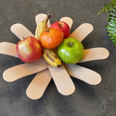 Portafrutta Boomerang