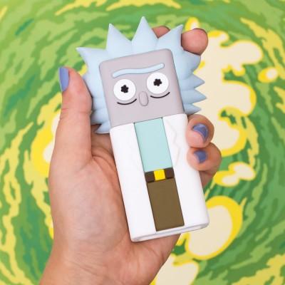 Batteria Portatile Rick e Morty