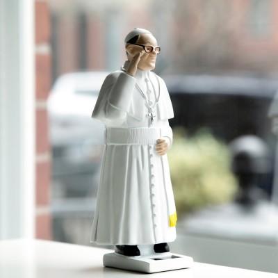 Papa Francesco solare