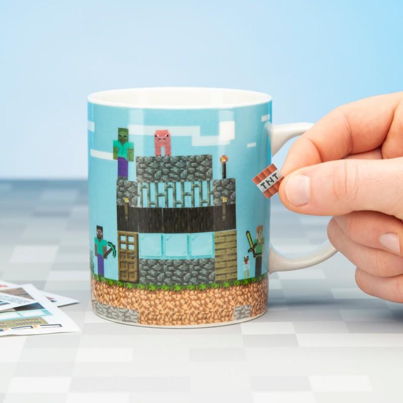 Mug Minecraft personalizzabile