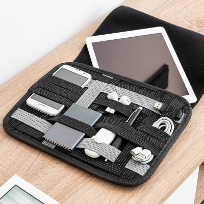 Custodia per Tablet porta accessori