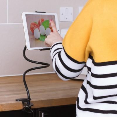 Braccio snodato per tablet