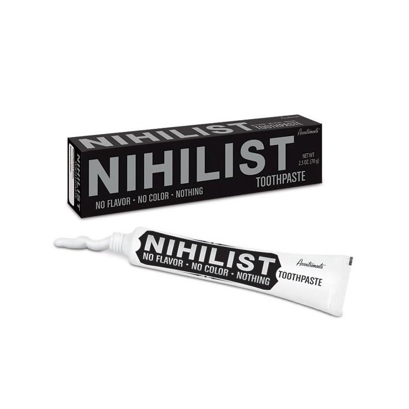 Dentifricio Nichilista
