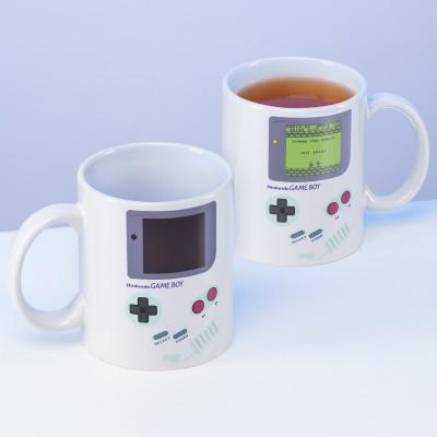 Mug termosensibile Game Boy