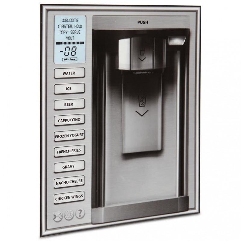 Upgrade - dispenser magnetico per frigo - DottorGadget