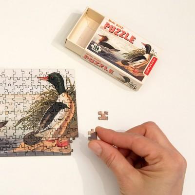 Mini puzzle Ornitologia (set da 3)