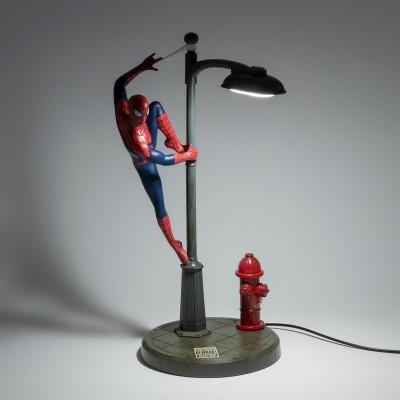 Lampada di Spider-Man