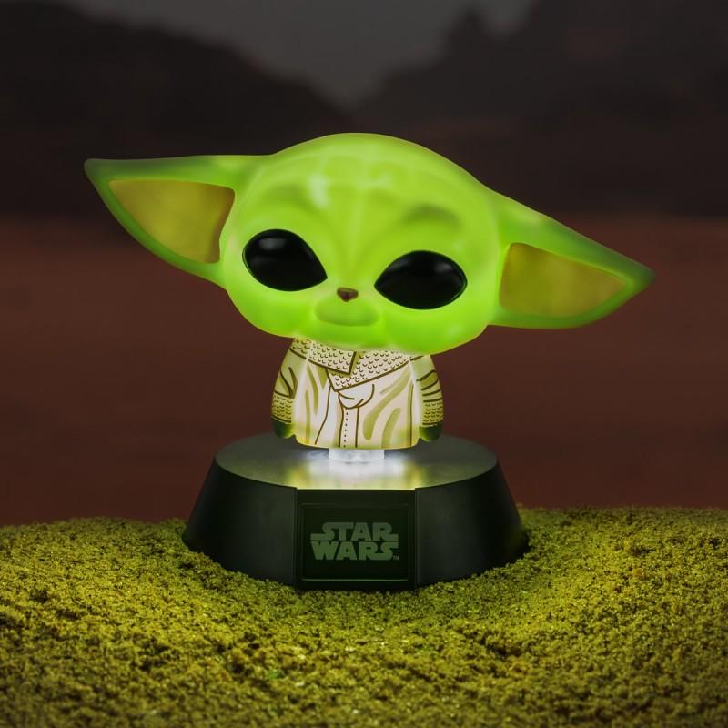 Icon Light Baby Yoda