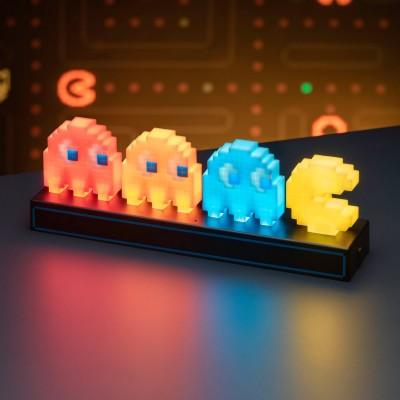 Lampada Pac-Man e Ghost