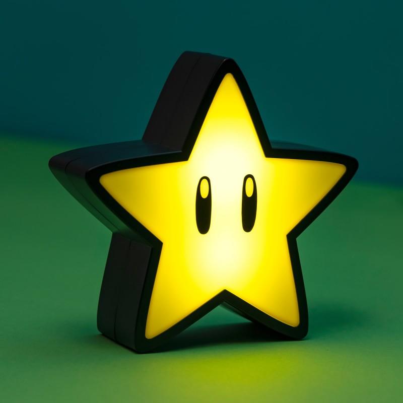 Luce Stella Super Mario