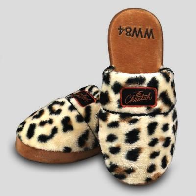 Pantofole leopardate Wonder Woman