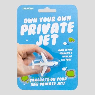 Regala un Jet privato