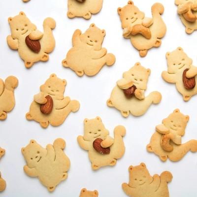 Formina per biscotto Scoiattolo