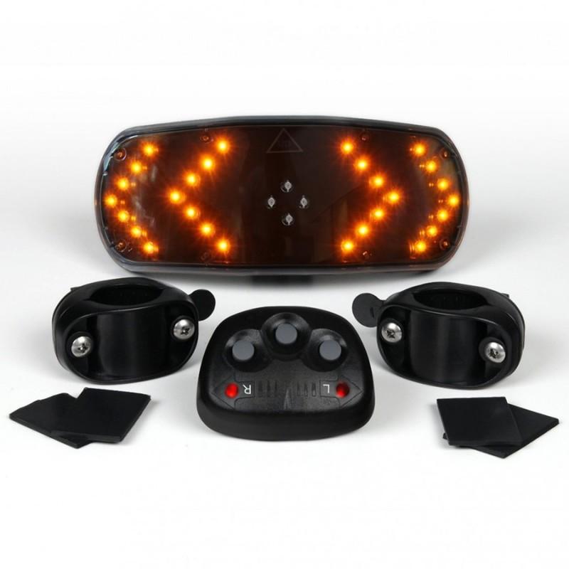 Signal Pod - indicatori di direzione per biciclette