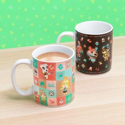 Mug termosensibile Animal Crossing