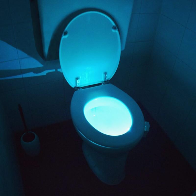 Luce per WC