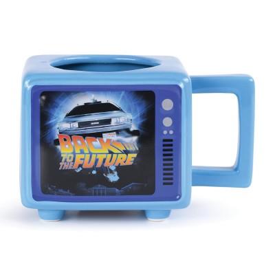 Mug TV Ritorno al Futuro