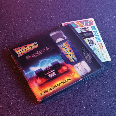 Agenda VHS Ritorno al Futuro