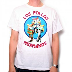 Maglietta Los Pollos Hermanos Breaking Bad