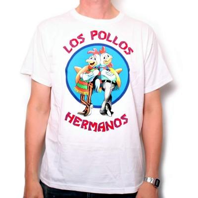 Maglietta Los Pollos Hermanos Breaking Bad