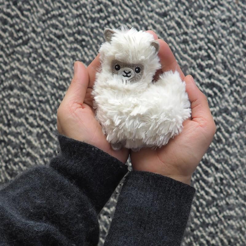 Mini Lama riscaldabile da microonde