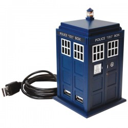 Hub USB Doctor Who TARDIS
