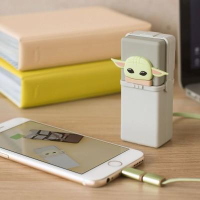Batteria portatile Baby Yoda