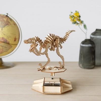 Puzzle Velociraptor solare