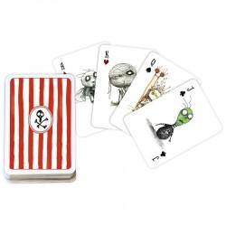 Carte da gioco Tim Burton