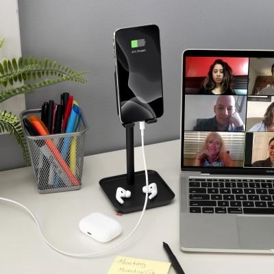 Stand da scrivania per smartphone