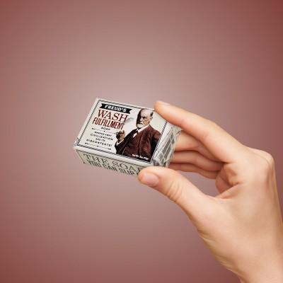 Mini saponetta Freud