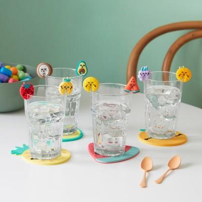 Segna bicchieri Frutta