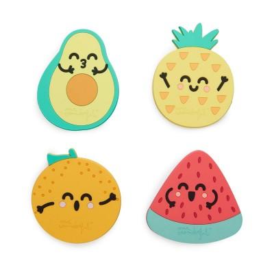 Sottobicchieri Frutta