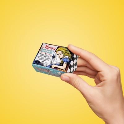 Mini saponetta Alice