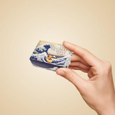 Mini saponetta La grande onda