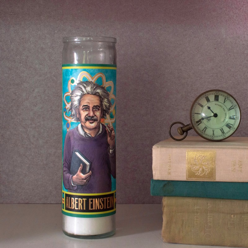 Candela Albert Einstein
