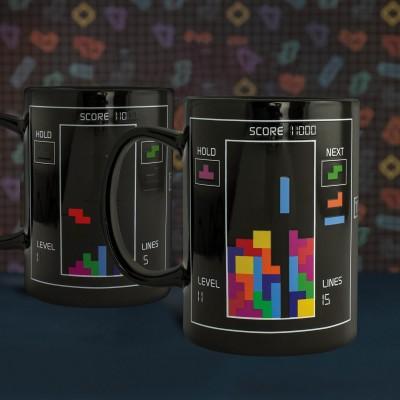 Mug Tetris Termosensibile