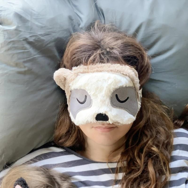 Maschera riscaldabile Bradipo