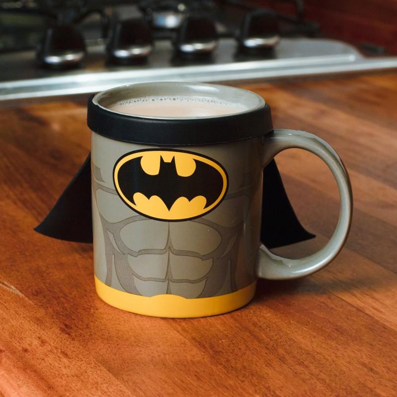 Mug di Batman con mantello